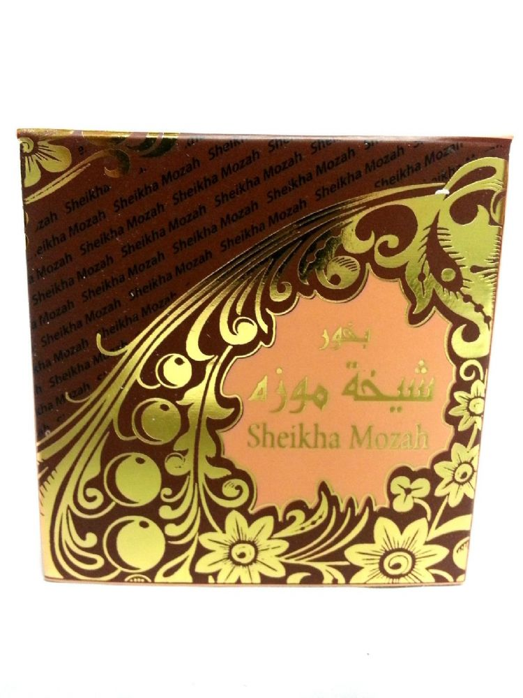 Bakhoor *SHEIKHA MOZAH* Best High Quality Bukhoor Fragrance Incense